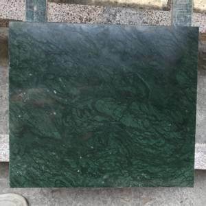 Bilde av Marmorbord i Green Verde i 60 cm * 60 cm med understell