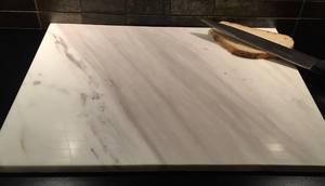 Bilde av Bakeplate/skjærebrett i Ariston marmor, 40*30