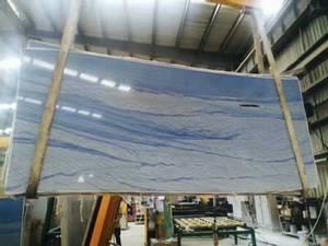 Bilde av Blå marmor og Onyx